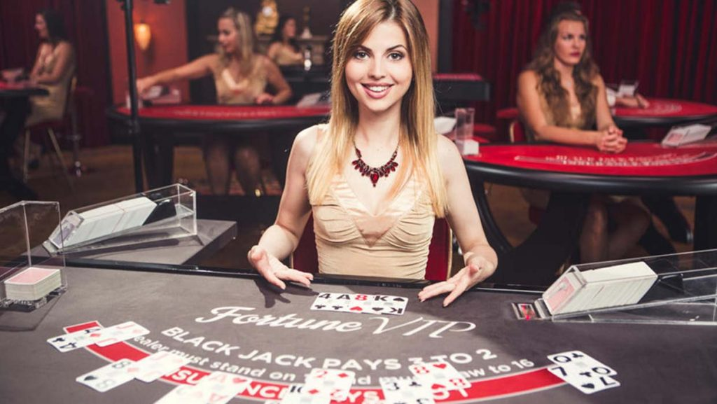 Which casino games lady gamblers prefer and why