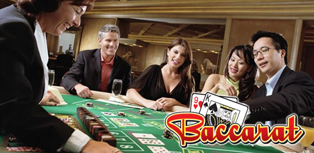 Mini baccarat the new version of classic baccarat.